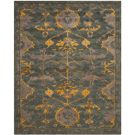 6 x 9 area rugs safavieh blue gray gold 6 ft x 9 ft area rug