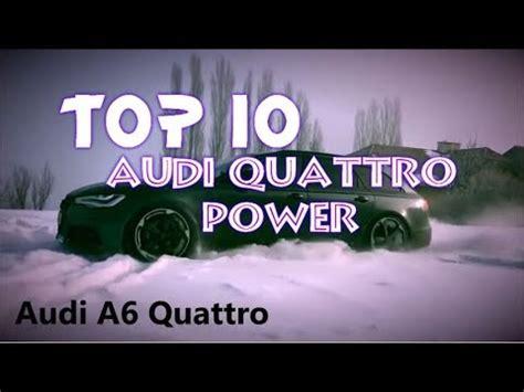 Audi Power Quattro Snow Top