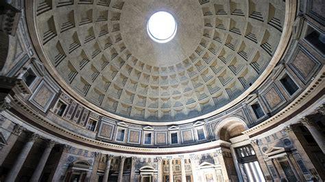 cupola pantheon pantheon una delle meraviglie di roma costruito pi 249 di