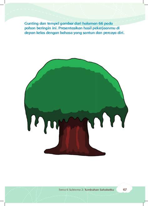 mewarnai gambar pohon beringin pancasila