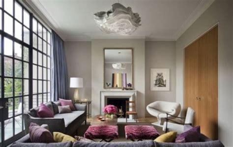 color lila en decoracion decorar hogar
