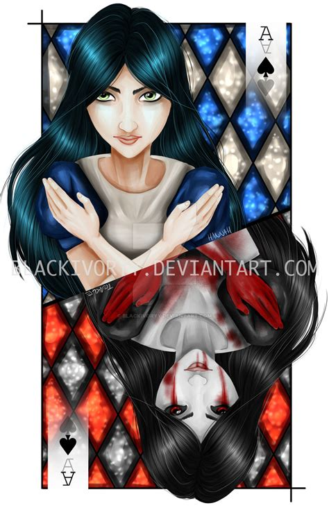 Alice Madness Returns By Blackivoryy On Deviantart