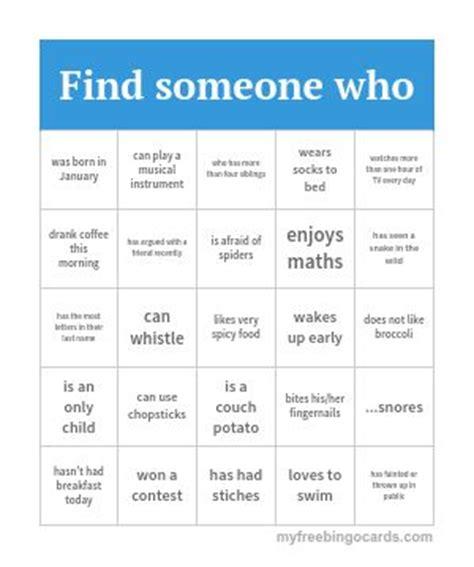 human bingo cards jh youth group human bingo bingo