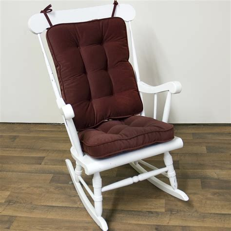 replacement cushions  glider rocking chair home