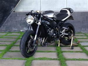Buy Cafe Racer Streetfighter Conversion 2002 Yamaha on ...