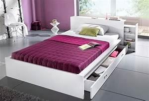 Polsterbett 140x200 Grau : futonbett online kaufen otto ~ Whattoseeinmadrid.com Haus und Dekorationen