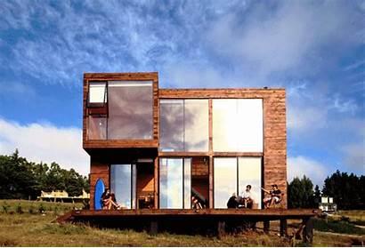 Arquitectos Casa Casas Chile Arquitectura Mar Cl