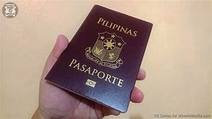 how to apply for a philippine passport for the first time With documents you need for passport