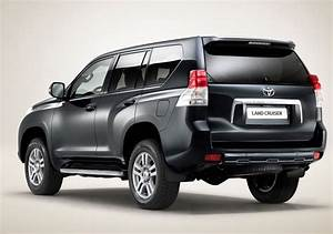 Toyota Land Cruiser 7 Places : car 2010 toyota land cruiser uk pricing announced ~ Gottalentnigeria.com Avis de Voitures
