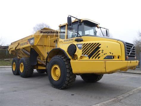 volvo      construction vehicles photo  specs