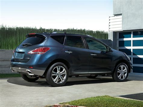 nissan suv 2013 2013 nissan murano price photos reviews features