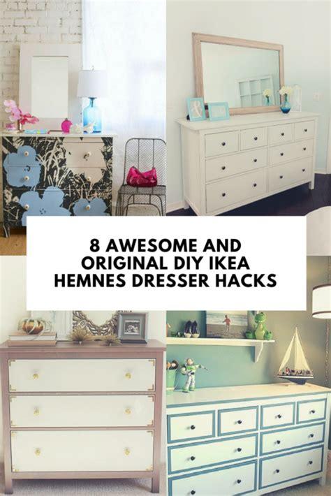 simple kitchen island 8 awesome and original diy ikea hemnes dresser hacks