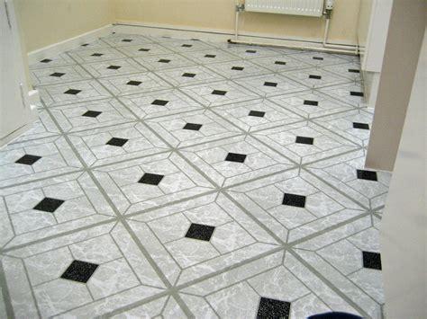 Stick Tiles Floor by Black White Vinyl Floor Tiles Self Stick Tile Design Ideas