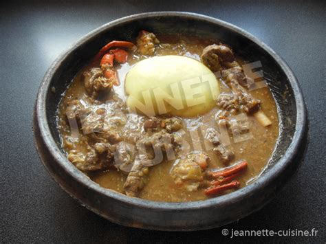 cuisine ivoiriene sauce gouagouassou recette ivoirienne africa recettes