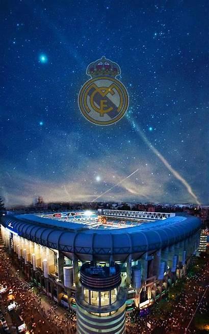 Madrid Stadium Ronaldo