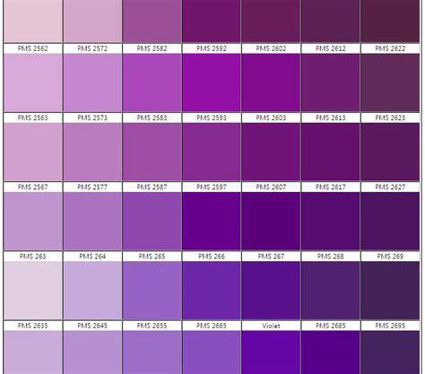 pantone purple 522 color chart pms colors purple pms
