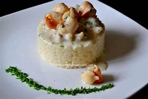 Assiette à Risotto : risotto de saint jacques et cabillaud petits plats entre amis ~ Teatrodelosmanantiales.com Idées de Décoration
