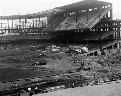 york yankees ballpark construction pictures