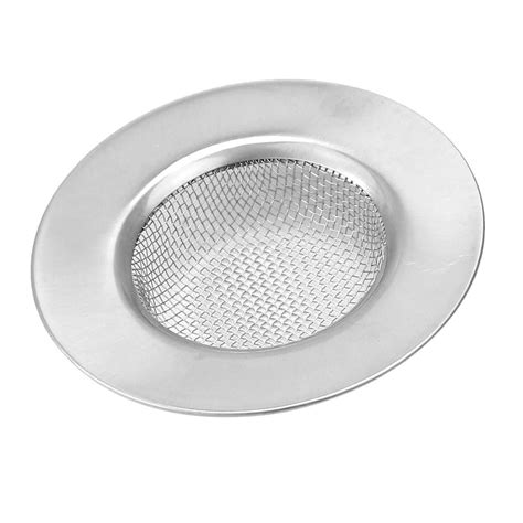 mesh sink strainer with stopper stainless steel garbage mesh sink strainer drain filter