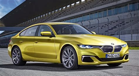 2018 Bmw 4 Series Grand Coupe Review And Release Date
