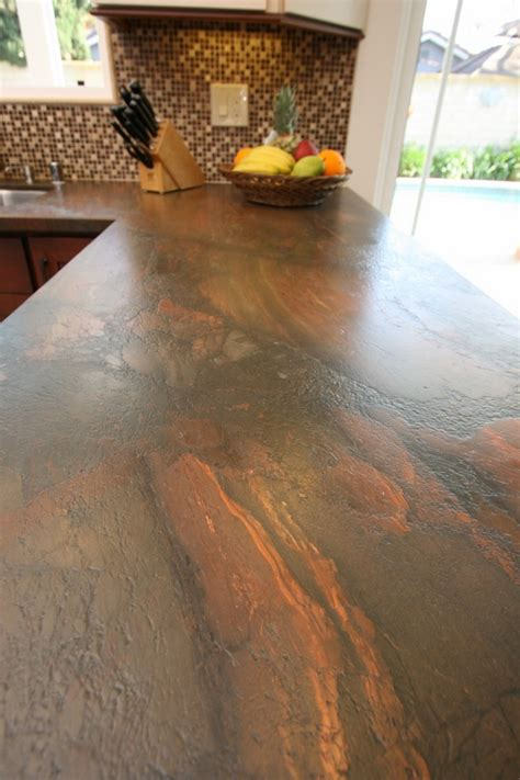 kitchen countertop finishes leathered granite countertops a sophisticated look of natural stone