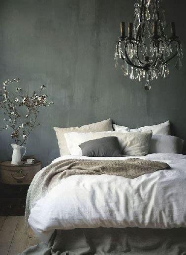 chambre baroque et noir déco chambre grise et ambiance baroque
