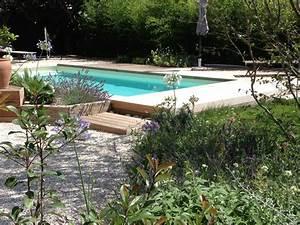 Massif Autour Piscine : cr ation d 39 un jardin et am nagement autour d 39 une piscine par le paysagiste les jardins de la ~ Farleysfitness.com Idées de Décoration