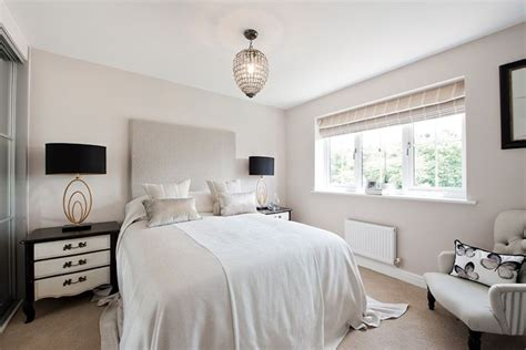 beautiful interior designed master bedroom using the gorgeous dulux mellow mocha paint silver