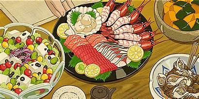 Ghibli Studio There Marnie Meal Dish Omoide