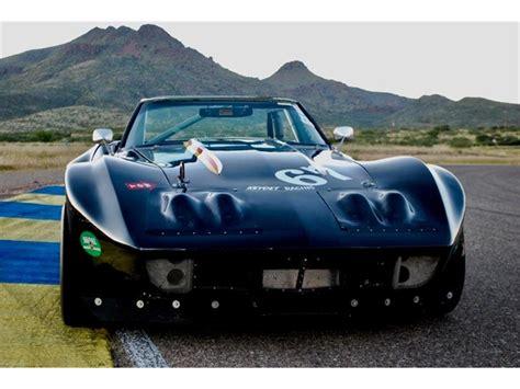 1969 corvette race car for sale classiccars com cc 1054660