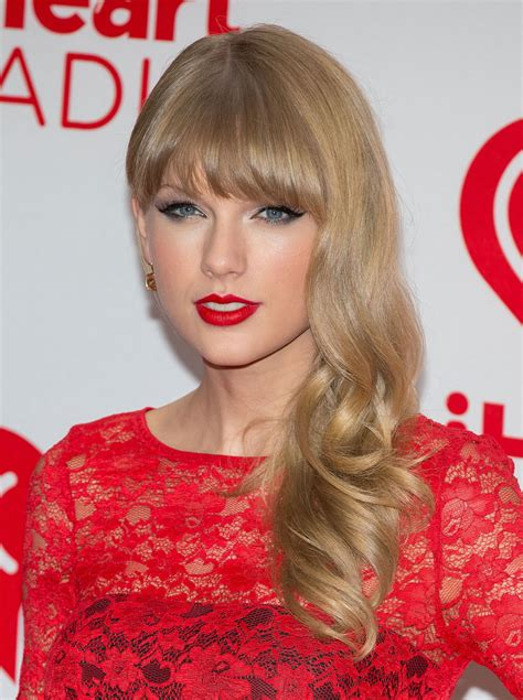 TAYLOR SWIFT at IHeartRadio Music Festival in Las Vegas ...