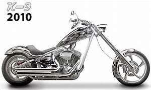 K9 Big Dog Built By Big Dog Motorcycles Of U S A