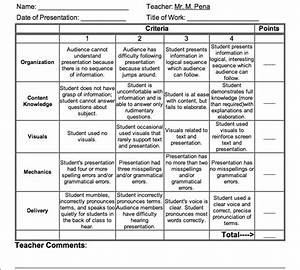 science fair projects rubrics template success classroom With elementary rubric template