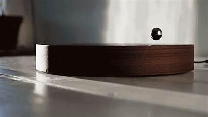 Clock Levitating Floating Flyte Magnetism Unique Through