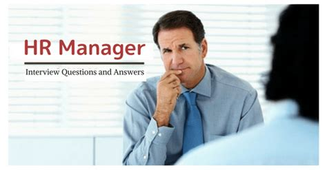 Hr Manager Questions by 63 Best Hr Manager Questions And Answers Wisestep