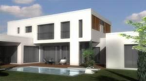 Maison en pierre contemporaine toit plat for Lovely maison toit plat en l 10 photo de maison provencale contemporaine toit plat