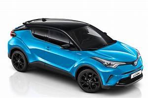 Toyota Chr Noir : toyota c hr revised for 2018 with new design trim auto express ~ Medecine-chirurgie-esthetiques.com Avis de Voitures