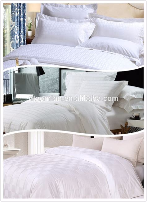 100 cotton stocklot bedsheet fabric in china for hotel