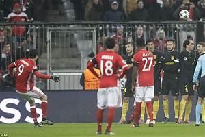 Bayern Munich 1-0 Atletico Madrid: Robert Lewandowski ...