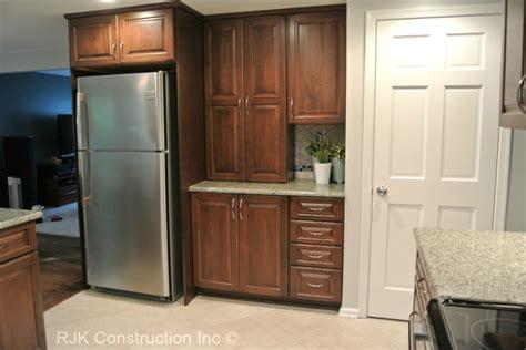 espresso kitchen cabinet u shaped kitchen remodel contemporary kitchen dc 3592