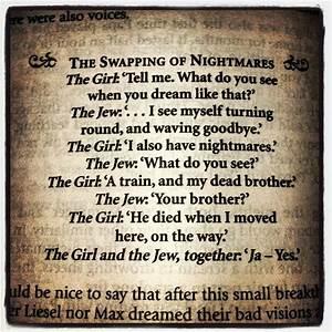Quotes From The Book Thief Max Vandenburg Quotes Quotesgram
