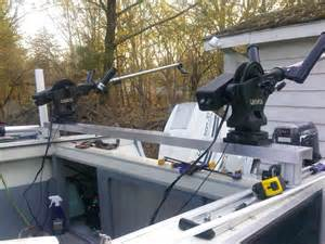 Installing Downriggers On Aluminum Boats Images