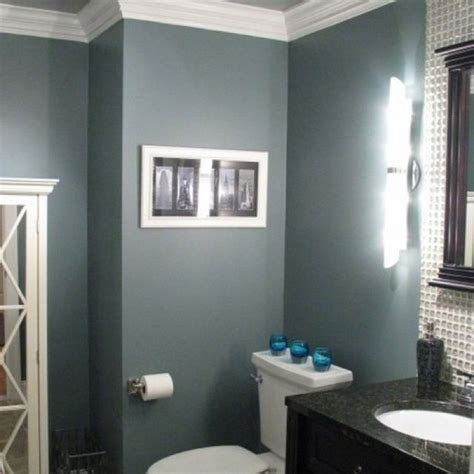Blue Bathroom Paint Colors by Best 25 Blue Gray Bathrooms Ideas On Bathroom