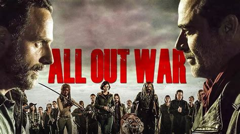 The Walking Dead Staffel 8  So Geht Es Weiter!  All Out