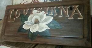 "Louisiana Magnolia...love my State's ""Southern Culture ..."