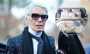 Karl Lagerfeld unveils new luxury homeware collection