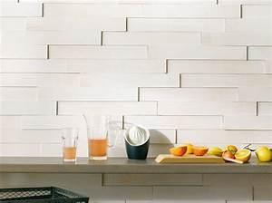 Revêtement Mural Cuisine : revetement mural a coller free beton cire mur besancon beton cire mur besancon with revetement ~ Farleysfitness.com Idées de Décoration