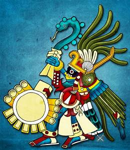 Huitzilopochtli- National God of the Mexicas in ...