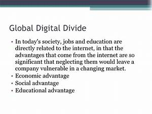 Digital Divide Introduction