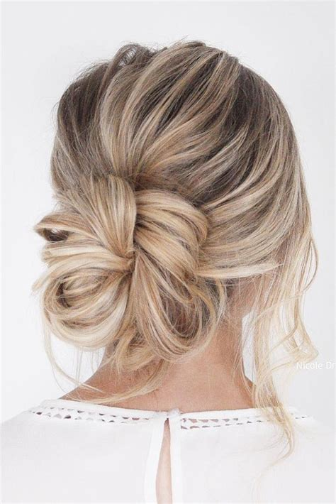 36 chic and easy wedding guest hairstyles hair wedding